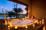 Spa pampering at arathusa lodge