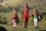 Kichwa tembo family friendly,  Maasai Mara