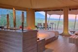 Kichwa tembo suite view,  Maasai Mara