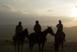 Borana sunset ride, Laikipia, Kenya