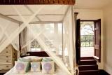 Giraffe manor - bettys room and famous feeding balcony