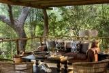 Lion sands tinga  Kruger Parkdeck
