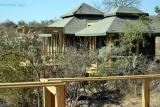 Simbavati hilltop lodge exterior