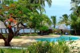 Pool and private beach, Driftwood, Malindi