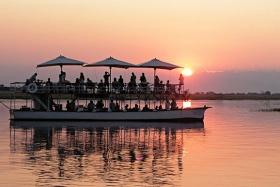Chobe boat cruise