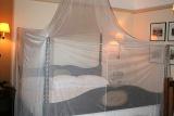 Victoria Falls Hotel luxury bedroom