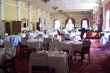 Victoria Falls Hotel Livingstone Room dining venue