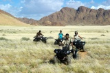 Exploring on Guided Quad Rides, Little Kulala