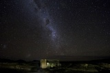 Night sky over kulala lodge da