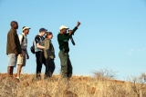 Desert rhino camp guided walk oe