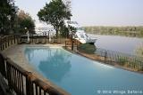 David Livingstone Hotel pool