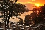 David Livingstone Hotel sunset