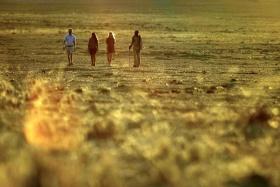 Guided nature walk, sossusvlei desert lodge