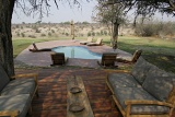 Leroo La Tau pool area