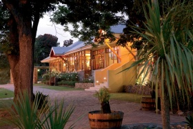 Manor House at Knysna Hollow