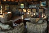 Xugana Island Lodge Bar and Lounge area