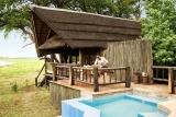 Khwai river lodge spa treatment