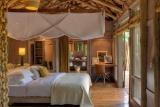Lake Manyara Tree Lodge, bedroom