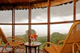 View from Ngorongoro Sopa Lodge
