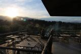 Sunset at Rhino Lodge