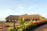 Ngorongoro farmhouse approach