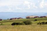 Ngorongoro farmhouse setting