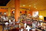 Dining Room at Serengeti Sopa Lodge