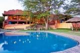 The pool at Serengeti Sopa Lodge