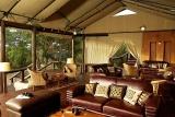 Serengeti Migration Camp, lounge