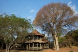 Katavi Wildlife Camp, main lodge