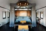 Eagle island lodge bedroom