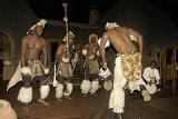 Hoyo Hoyo Tsonga Lodge traditional African dancers