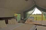 Stanley's Camp tent interior