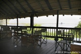 Chobe Safari Lodge river bar
