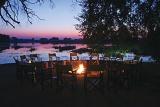 Pom Pom Camp fireside