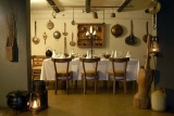 Farmhouse kitchen at selati camp