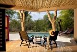 Bush lodge - mandleve suite pool view