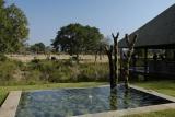 Bush Lodge Waterhole View