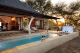 Honeymoon suite at kings camp