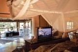 Master suite at kings camp