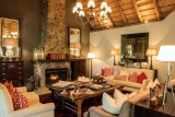 Dulini Private Game Lodge lounge