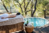 Dulini Private Game Lodge spa treatment