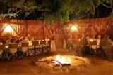 Boma dinners at Tanda Tula