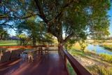 Inyati deck view