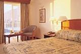 Commodore Hotel room