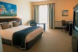 Commodore Hotel luxury room