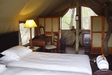 Plains Camp Tent Interior