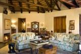 Ngala safari lodge guest area
