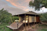 Exterior view, ngala tented camp