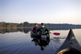 Kosi forest lodge canoeing